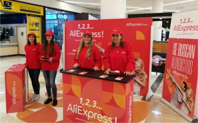 Activación AliExpress