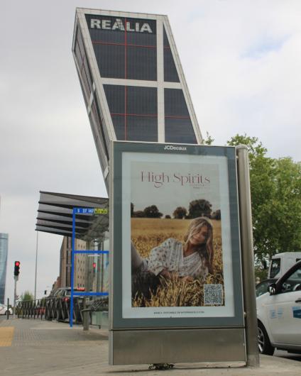 Presentación marca High Spirits
